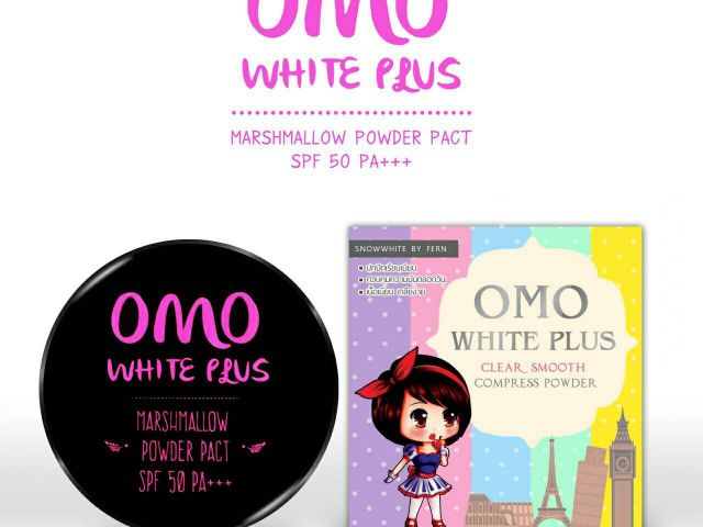 Omo White Plus Clear Smooth Co